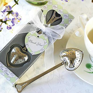Infusor de Chá em Formato de Coração