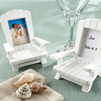 Porta-Bilhete com Formato de Cadeiras Campestre Antigas